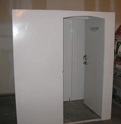 saferoom open door Tornado Safe Room   All Weather Safe Rooms