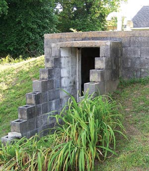 sum11 24 cinder block shelter How to Select a Storm Shelter or Tornado Safe Room