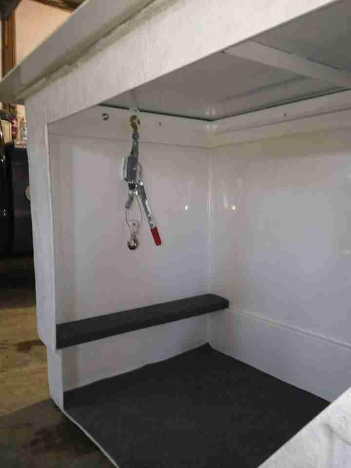 Lifeguard Underground Garage Storm Shelter Lifeguard